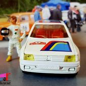 PEUGEOT 205 GTI KIT 120 CV SOLIDO 1/43. - car-collector.net
