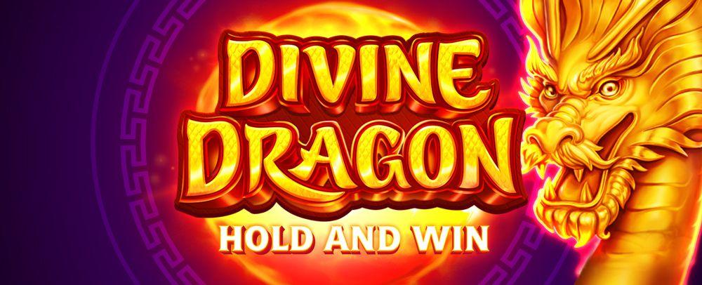 machine à sous en ligne Divine Dragon: Hold & Win développeur Playson