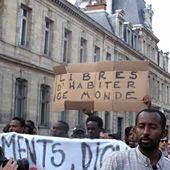 Migrants clandestins expulsés de leur squat : des associations portent plainte