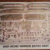 MCV Warrior au 1/48 de chez ASAM (par Dominique) -