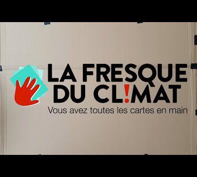 la vidéo du mois: la fresque du climat