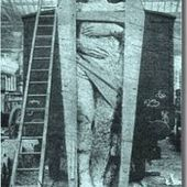 EARTH X ZONE we report u decide: The fossilized Irish giant from 1895 is over 12 feet tall