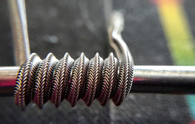 Tuto - Build - Comment faire son coil Mohawk ?