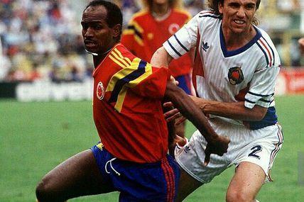 Coupe du Monde 1990 en Italie, Groupe 4: Yougoslavie - Colombie