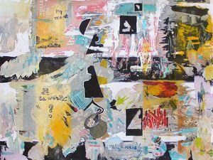 Peintures avec le temps : Sylvie Bresson, Danièle Mengual, Nicole Hostachi, Annette Sandström, Marina Cionna, Yolande Gerdil, Odile Montet, Claire Mossaz (Cliquez pour agrandir)