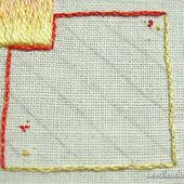 Long and Short Stitch Shading Lesson 2 continued