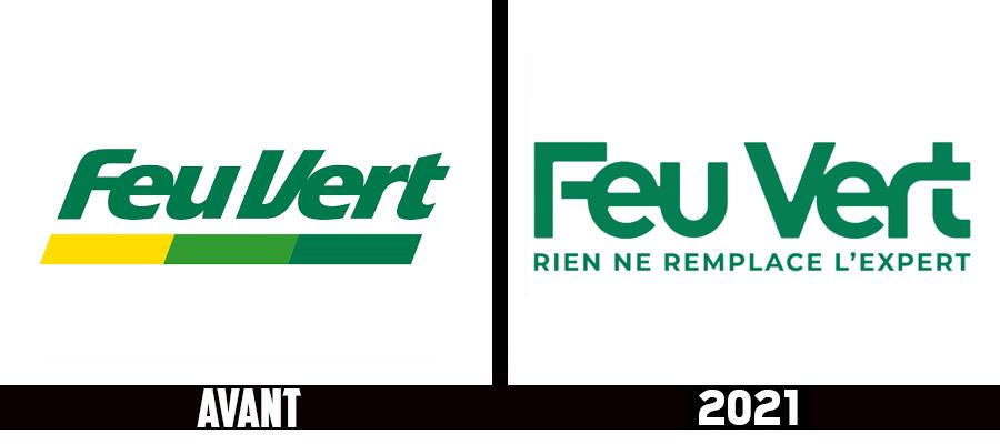 Branding : l'enseigne FeuVert a changé son identité mais est-ce un mieux pour l'image ?