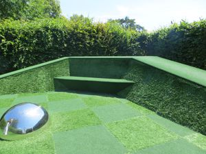 Jardin n°22: Green without green