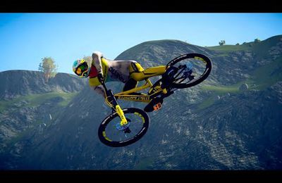 Descenders gratos sur Switch !