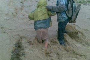 الحملة الوطنية لمساندة المناطق المتضررةمن جراء الفيضانات الأخيرة