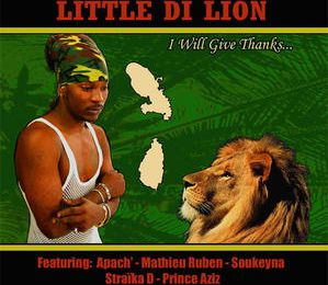 Little Di Lion - I Will Give Thanks