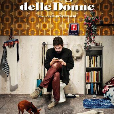 Nel bagno delle donne - (Marco Castaldi, 2020) - Recensione - Con Luca Vecchi, Daphne Scoccia, Stella Egitto, Francesca Reggiani, Francesco Apolloni