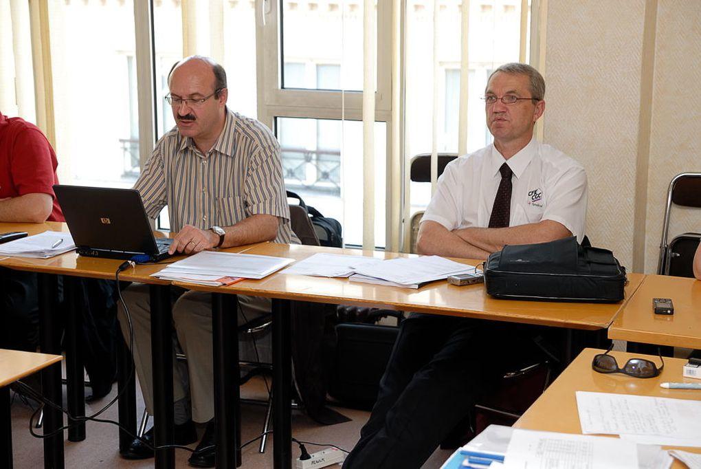 CFE-CGC NORAUTO, une équipe au travail, au service des collaborateurs de Norauto
