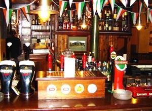 Top 10 des Pubs pour la St Patrick à Paris