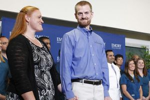 BBC - US Ebola patient Kent Brantly 'thrilled to be alive'