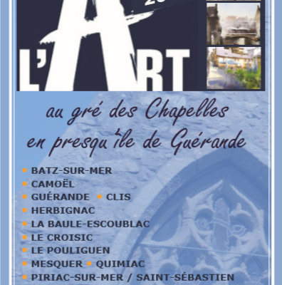 Bilan de l'Art au gré des Chapelles version 2020