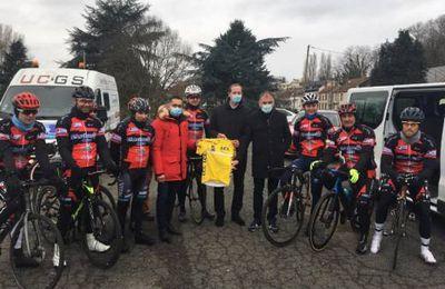 La Rep>>>La ville de Gien accueillera la troisième étape de la course Paris-Nice, mardi 9 mars...