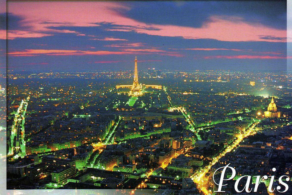 Album - Paris-ville-des-lumieres