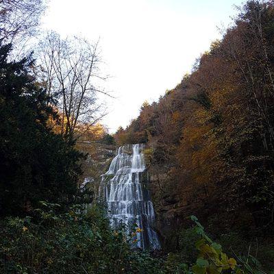 5 jours dans le Jura - Cascades du Hérisson, frontière Suisse & Yvoire [2/3]