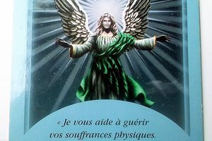 "Jeux divinatoire Oracle ""Message de vos Anges"" par Doreen Virtue une médium internationale"