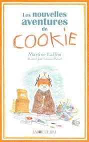 Les nouvelles aventures de Cookie, Martine Laffon, Louise Mézel, La Joie de Lire, 2021