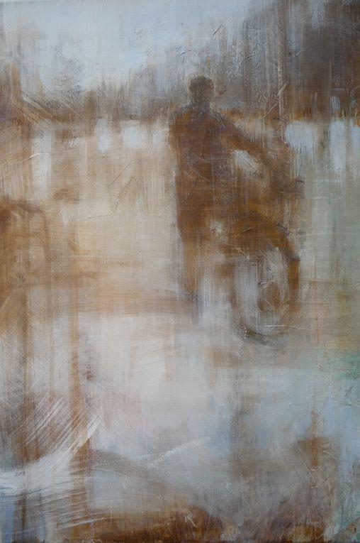 Exposition d'octobre : Linda Lemaire