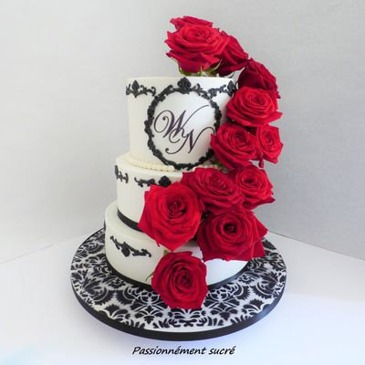 Wedding cake (baroque)