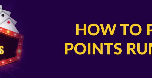 How To Play Points Rummy Game?