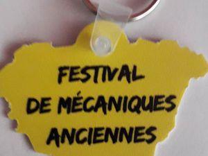 19 eme festival des mécaniques anciennes à Saint Vincent
