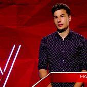 Pas là de Vianney repris par Hadrien lors des auditions de The Voice (vidéo). - LeBlogTvNews