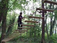 Stage deux grimpes: 9-10 ans 7/08-08/08/2017