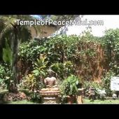 Temple of Peace Cleansing Spa and Spiritual Retreat Grounds Tour