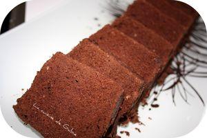 Gateau chocolat amandes