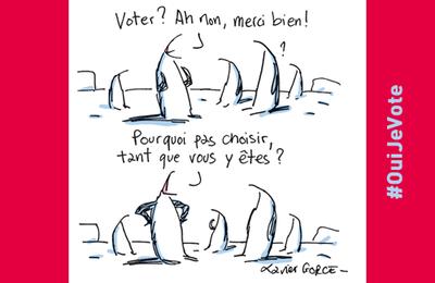 « En 2017, c'est décidé, je vote ! »