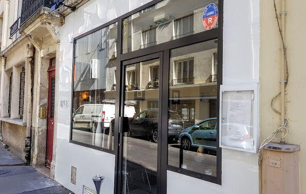 Rive (Paris 11) : comptoir iodé à roder [Fermé définitivement]