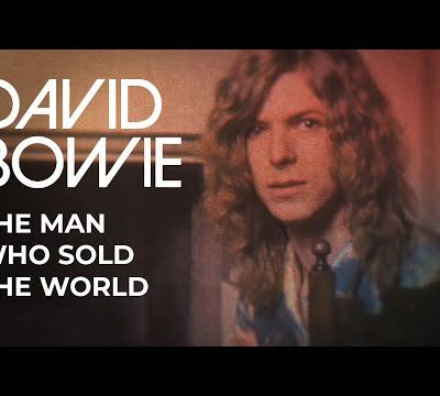David Bowie - The Man Who Sold The World [2020 Mix]