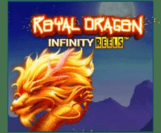 machine a sous en ligne Royal Dragon Infinity Reels logiciel Yggdrasil