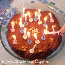 Le gâteau !!!