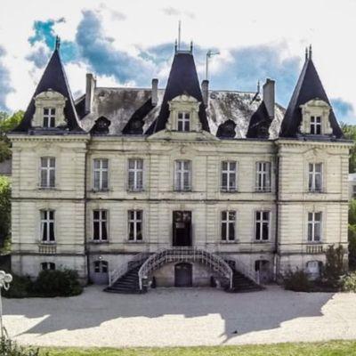 Un Château en Touraine par Patrick Kalita