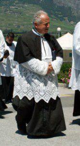 La mort du Père Raffalli