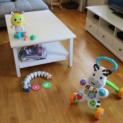 On a testé :  Les jouets Fisher Price !
