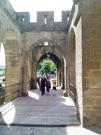 Carcassonne - Quelques clichés de la cité.