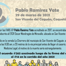 Colombie : l'extermination des ex-guérilleros continue