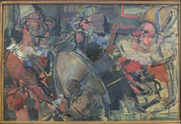 Georges Rouault (1871-1958) quatre oeuvres