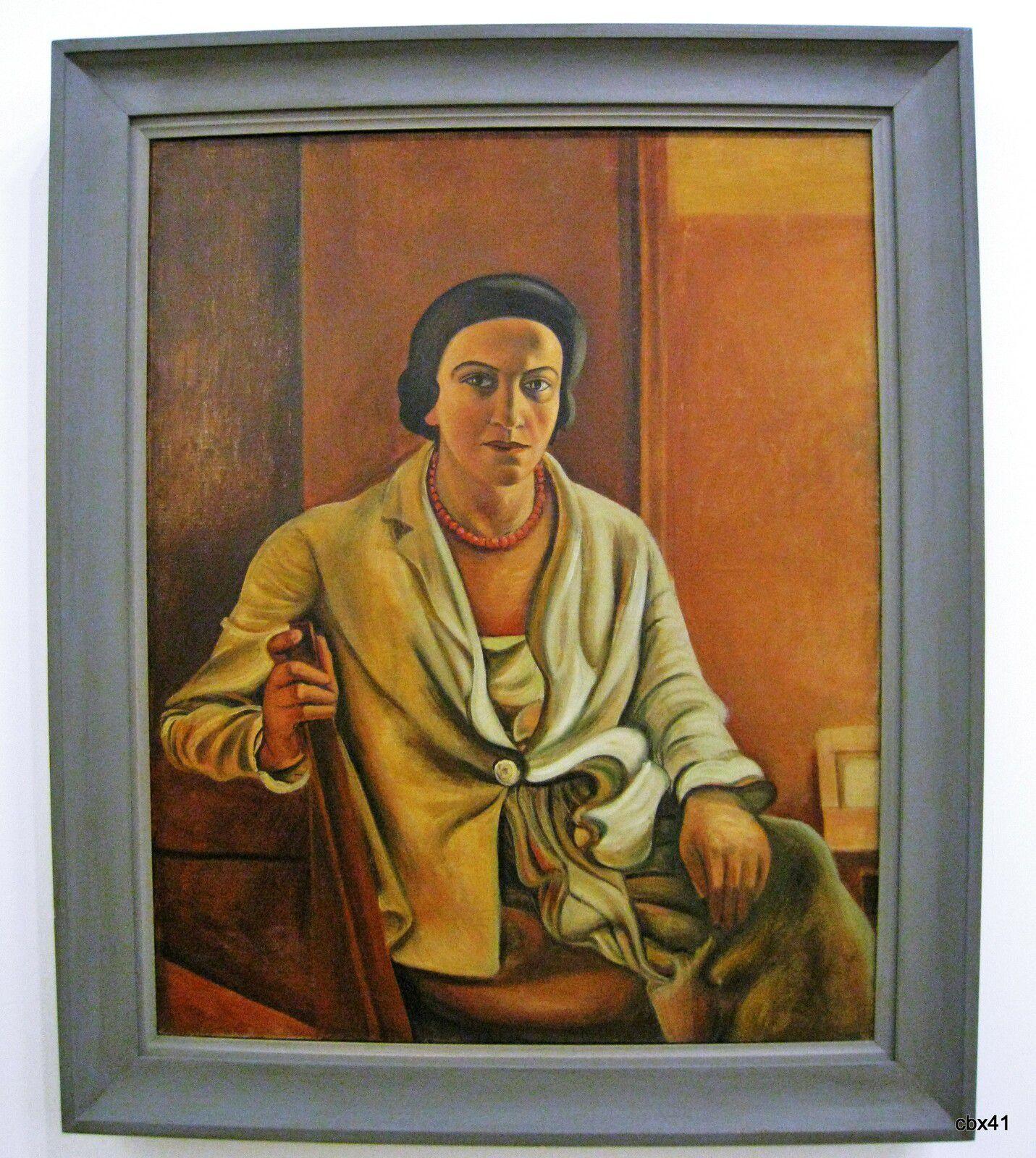 André Derain, Portrait d'Alice Derain