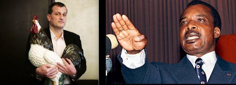 #FN / Aliot le marri joue les Kouchner et hitlérise Sassou le Son of the Beach !