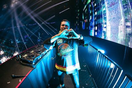 Tiësto photos | Contact Festival | Vancouver, BC, Canada - december 28, 2019