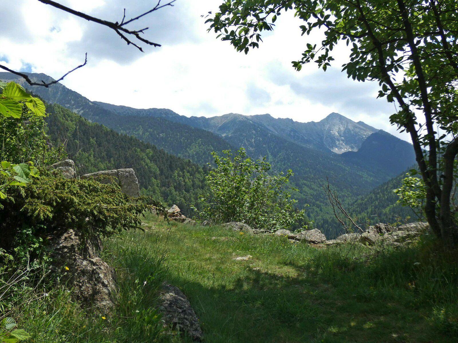 Le tour du Pic Coucouroucouil
