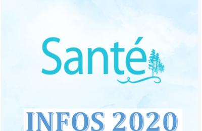 INFORMATIONS SANTÉ 2020