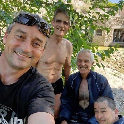 4 plongeurs, 4 histoires